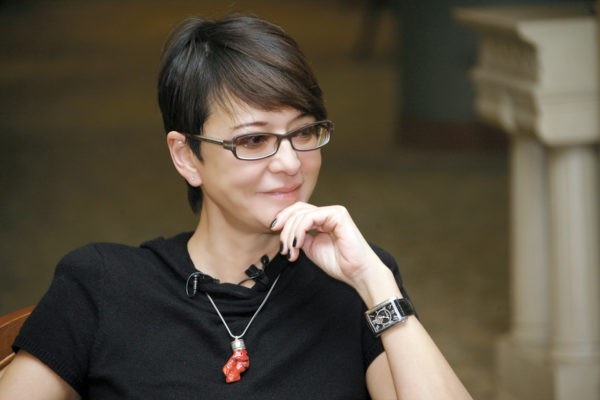 "Ирина Хакамада - ""Успех в большом бизнесе""."