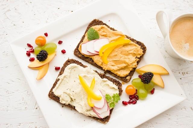 Идеальный завтрак.