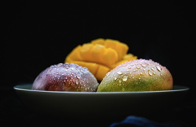 Немного о манго.