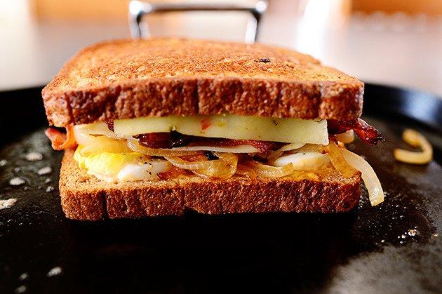 Итальянский бутерброд-гриль с сыром (Лакто)