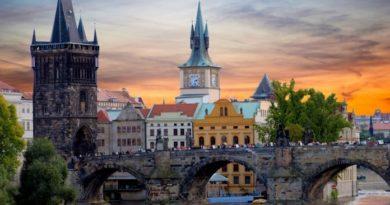 Прага – выдающиеся достопримечательности и атмосфера средневековья чешской столицы
