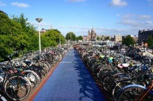 Велосипедная столица Европы.