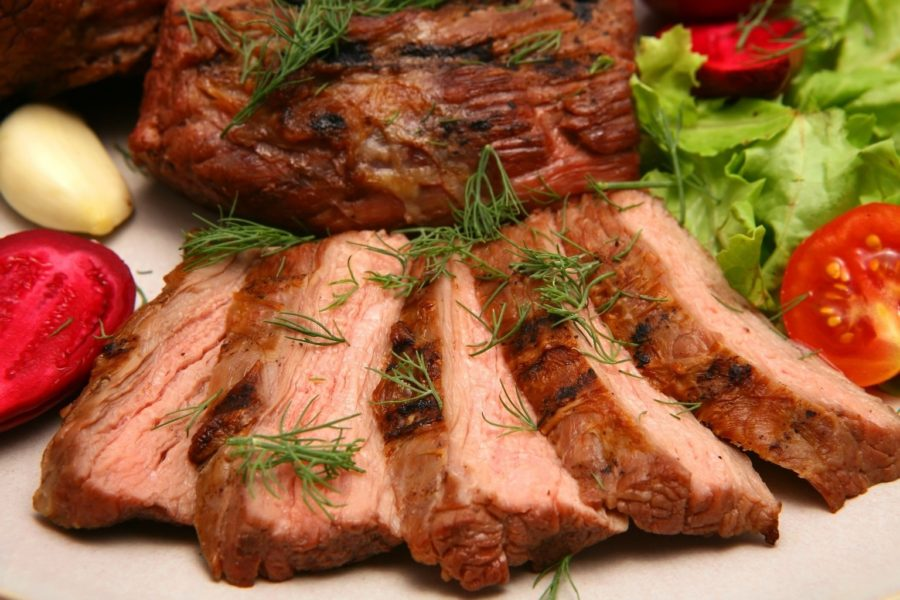 Секреты приготовления мяса.