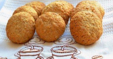 Овсяное печенье «Советское».