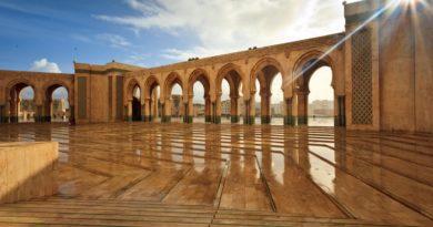 7 удивительных мест Марокко.