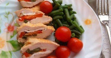 5 идей ужинов с куриной грудкой.