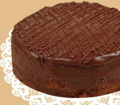 Пражский торт.