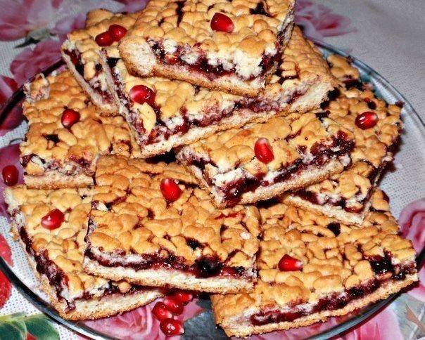 Тертый пирог.