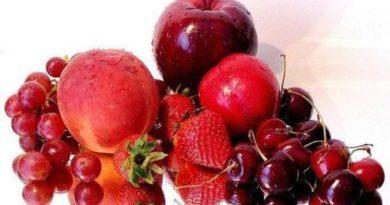 Продукты, помогающие разжижению крови.
