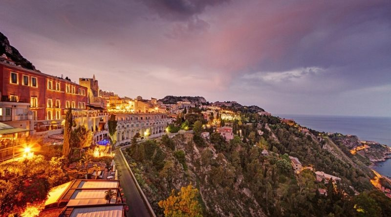 Сицилия — Таормина