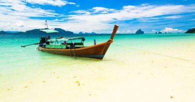 Лучшие тайские острова с девственной природой