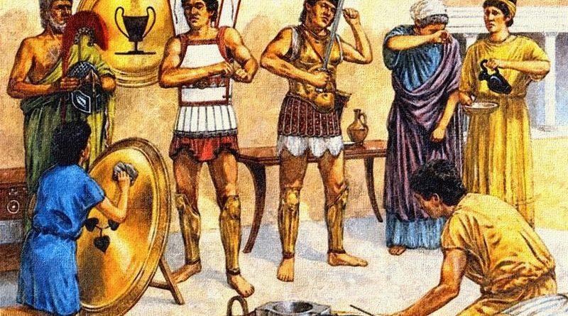 Формула копирайтинга от древних греков.