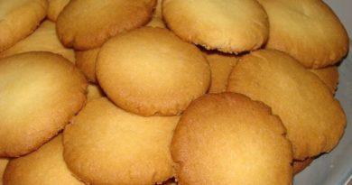 Простое и вкусное печенье.
