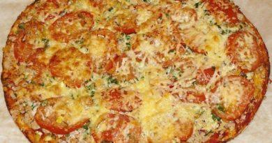Пицца «Любимица».