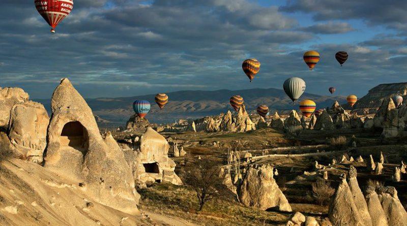 ТОП - 3 лучшие турецкие экскурсии.