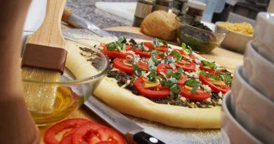 5 советов, которые помогут превратить пиццу в низкокалорийное блюдо.