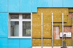 Материалы для отделки фасада дома.