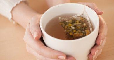 Лучшие чаи для женского организма.