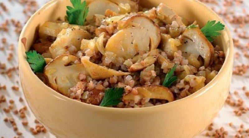 5 питательных диетических блюд с гречкой.