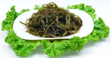 Вся польза морской капусты.