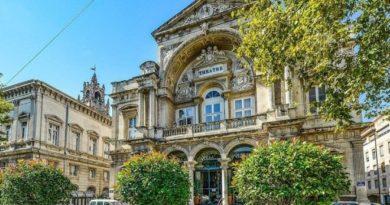 Древний Авиньон: город римских пап во французском Провансе.