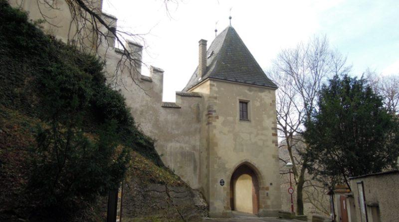 Поездка в замок Карлштейн.