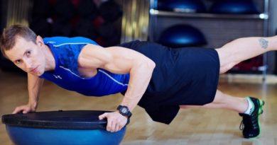 Босу фитнес: плюсы и минусы, комплекс упражнений.