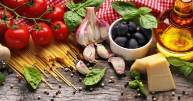 Чем полезна средиземноморская диета?