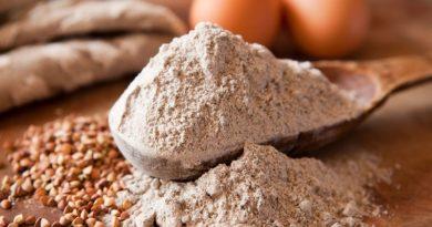 Гречневая мука - лучшие рецепты для здоровья!