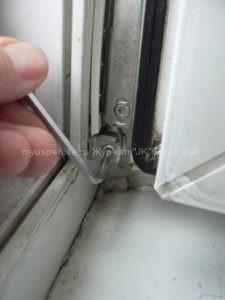 Как отрегулировать пластиковые окна.