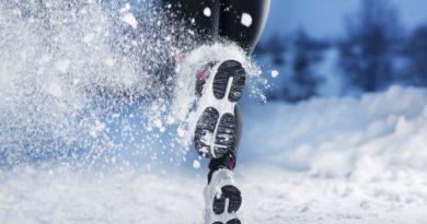 Зимняя пробежка — польза и вред бега зимой!