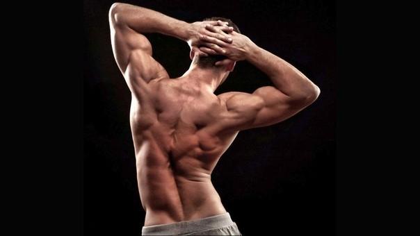 Как прокачать мышцы спины?