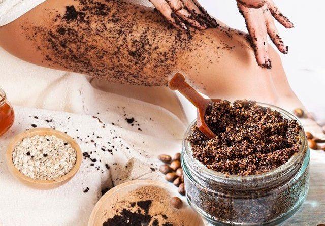 5 рецептов кофейных скрабов для красоты и здоровья.