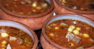 Суп Пити / Кухня Азербайджана