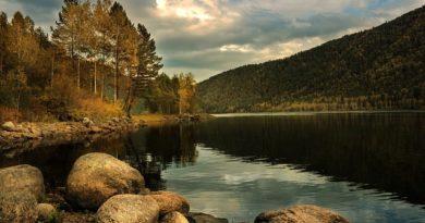 Топ-50 самых красивых мест в России.
