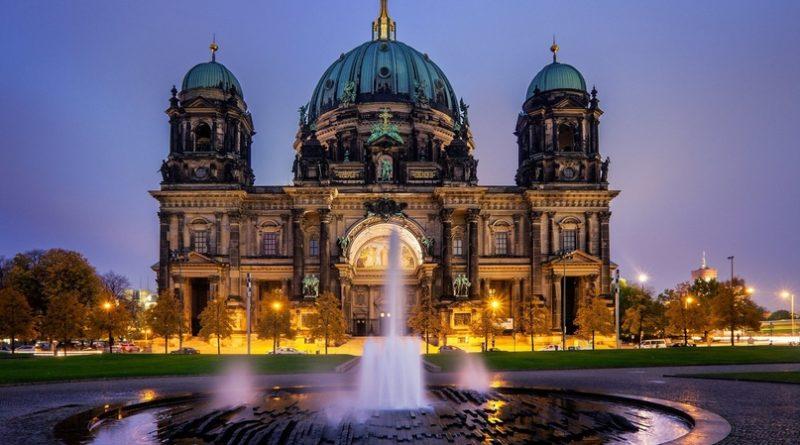 Что посмотреть в Берлине абсолютно бесплатно.