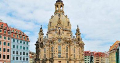 5 причин, чтобы посетить «Северную Флоренцию» - Дрезден.
