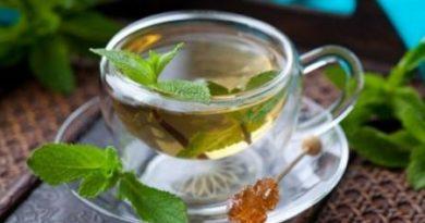Чаи для успокоения нервной системы.