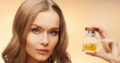 Витамин молодости и красоты - как в 47 выглядеть на 30