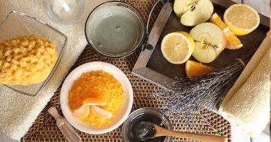 Лучшие рецепты домашних скрабов для тела.