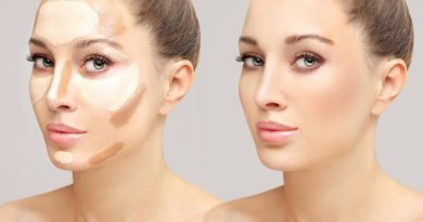 Контурирование лица – пошаговая инструкция.