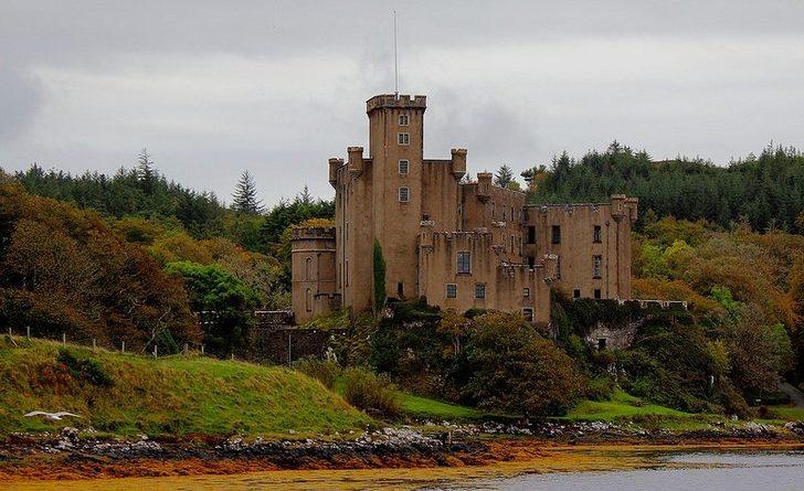 Самые красивые места Шотландии. Часть третья.