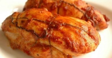 Пастрома из куриного филе.