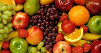 5 низкоуглеводных фруктов.