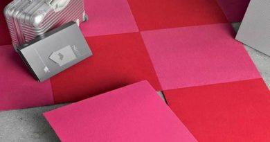 Ковровая плитка: преимущества, разновидности и технология укладки
