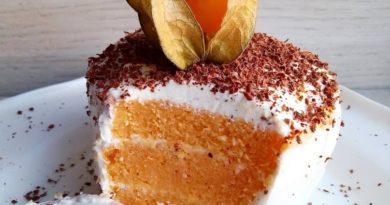 Супер десерт из моркови.