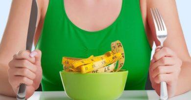 Продукты, снижающие аппетит и подавляющие чувство голода.