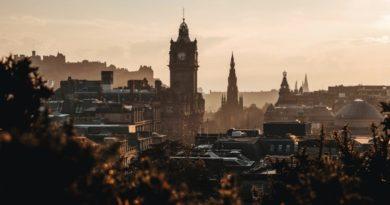Самые великолепные места для путешествия по Эдинбургу.