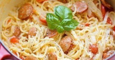 Супер-спагетти.