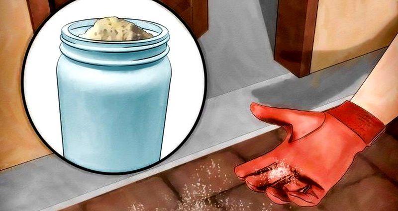 Зачем нужно рассыпать соль прямо на пороге